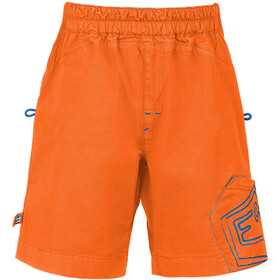 E9 B Doblone - Shorts Enfant - orange